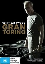 Gran Torino NEW DVD (Region 4 Australia) Clint Eastwood