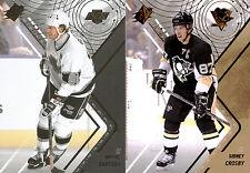 2015 2016 Upper Deck SPx Hockey Complete 60 Card Basic Set Crosby Gretzky Hull