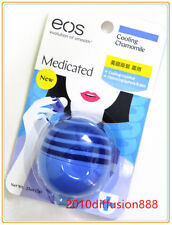 New! EOS Medicated Pain Relief Cooling Chamomile Lip Balm (0.25 oz)  Made in USA