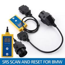Memo SRS Airbag Reset Tool Diagnostic OBD2/EOBD Scanner Code Reader For BMW