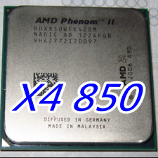 AMD Phenom II x4 850 hdx850wfk42gm am3 3.3 GHz 95 W Quad-Core Processor #033
