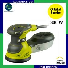Ryobi 300W Random Orbital Sander-Variable speed dial Free Shipping