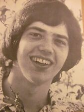 Jay Osmond, The Osmonds, Full Page Vintage Pinup