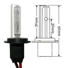 COPPIA LAMPADE FARI XENON H7 CORTE H7C 6000 K RICAMBI AUTO 35W XENON LAMPADINE