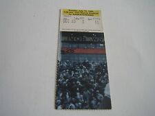 VINTAGE 1996 CFL SASKATCHEWAN ROUGHRIDERS/HAMILTON TIGER CATS TICKET STUB