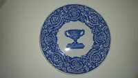 "Spode Blue Room Collection 10"" Plate - Warwick Vase"