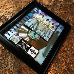 The Backstreet Boys MILLENNIUM Million Record Sales Music Award LP Vinyl