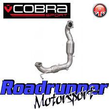 """FD65 cobra Fiesta MK7 1.0 T Zetec S Deportes Cat Bajante EcoBoost 2.5"""" De Escape Nuevo"""