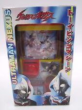 Ultraman Nexus Bingo Game With Mini Toy Machine Red Sun Hing MediaLink