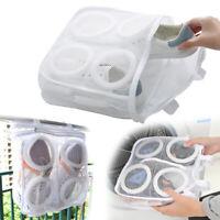 Home Portable Bags Laundry Shoes Organizer Storage Bags Dry Shoe Washing Bag.
