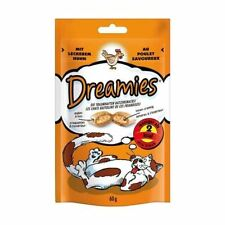 Dreamies - Chicken  Treats for Cat - 60g (8 Pack)