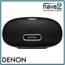 DENON Cocoon Portable Wireless Music System with iPod / iPhone Dock & AirPlay