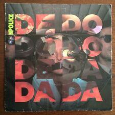 "The Police ~ De Do Do Do, De Da Da Da ~ 1980 ~ 7"" vinyl"