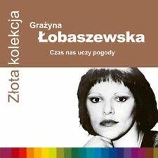 Grazyna Lobaszewska - Zlota kolekcja - Czas nas uczy pogody   CD