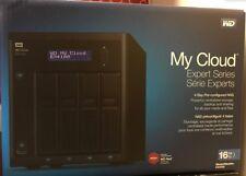 New WD My Cloud Expert Series Ex4100 16TB 4-Bay NAS Server 4 X 4 Tb