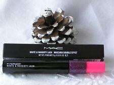 MAC - HAUTE & NAUGHTY LASH- BLACK - Full Size - Brand New & Boxed