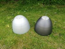 Huge Electric Lights Ideal Barn High Ceiling Coated Aluminium Stunning