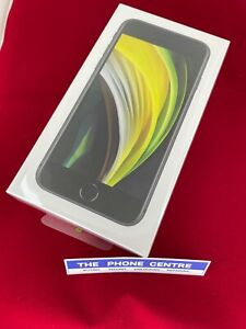 Apple iPhone SE 2nd Gen. - 64GB - Black (Unlocked) A2296 (GSM)