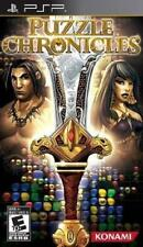 Puzzle Chronicles Next Gen RPG PSP NEW Eng/French/Span.