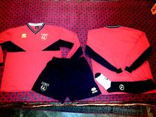 Shirt Trikot Jersey STOCK 11 completo maglie pantaloncini calze CALCIO ERREA