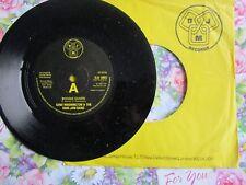 Geno Washington & la Ram Jam Band Boogie Queen DJM Records DJS10803 7 in (approx. 17.78 cm) Vinilo