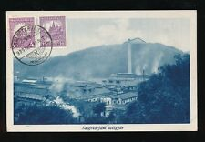 More details for hungary salgotarjani acelgyar iron & steel works used 1929 ppc