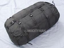 Military 9 Strap Compression Stuff Sack for Sleeping Bag - Nice - USA Made