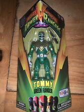 "Mighty Morphin Power Rangers Tommy Green Ranger 5"" Legacy Figure Bandai"