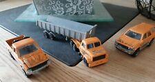 Majorette Toyota pick up/runner/transport extractor