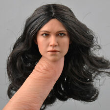 1/6th Scale ZCTOYS Michelle Rodriguez Head Carved Female Head Model Toy