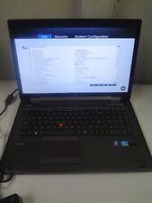 *HP EliteBook 8770w Workstation Core i7 2.4GHz 16GB/750GB Webacam LINUX Laptop