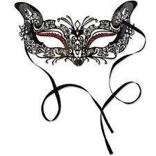 Metal Filigree Masquerade Mask #3 Mardi Gras Half Masks Party Wearables