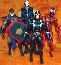 Marvel Legends CARNAGE CROSSBONES BLACK KNIGHT BOLT X-MEN AVENGERS Lot