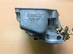 NOS LAND ROVER ZENITH Carburetor Base 601834
