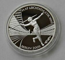 BRD: 10 Euro Gedenkmünzen 2002 - 2011, PP, Proof, AUSWAHL !!! alles ORIGINALE !!