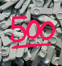 Lot Of 500 Tags Only Security Sensormatic Supertags Retail Anti Theft 58khz