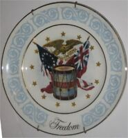1974 Avon Freedom Enoch Wedgwood Collectable Plate