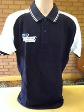 Williams a&at F1 Official Merchandise Team Polo Shirt Formula One Navy size S