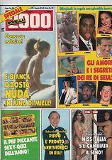 1988 10 01 - NOVELLA 2000 - N.40 - ANNO LXIX - 01 10 1988 - BIANCA D'AOSTA