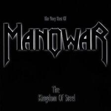 Manowar Kingdom of steel-The very best of (1998)  [CD]
