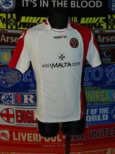 5/5 Sheffield United adults S 2009 MINT football shirt jersey trikot  soccer