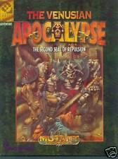 MC The Venusian Apocalypse The Second Seal of Repulsion