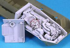 Legend 1/35 Caterpillar C7 Stryker Engine Set (for AFV Club) [Resin kit] LF1217