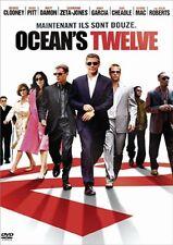 DVD *** OCEAN'S TWELVE *** neuf sous cello