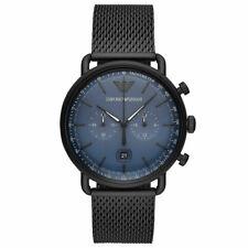 ARMANI AR11201 Chronograph Quartz Blue Dial Men's Watch