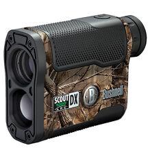 Bushnell 202356 Scout Laser DX 1000 6x21 LRF ARC RealTree AP Laser Rangefinder