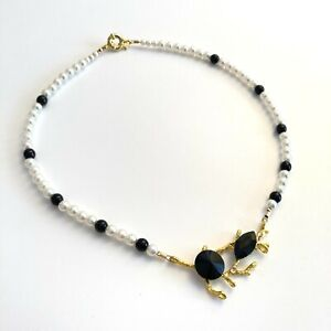 Mallorca I - Short Pearls Necklace by Patricia Adelson