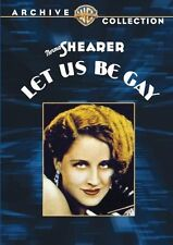 LET US BE GAY  (1930 Norma Shearer) Region Free DVD - Sealed