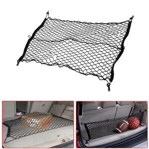 Car Accessories Trunk Cargo Net Storage Organizer Universal Big Elastic Mesh Net