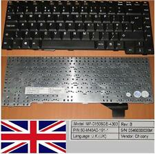 Teclado Qwerty UK CLEVO M400A D400 D700 Area-51M MP-01506GB-4303 80-M40A0-191-1